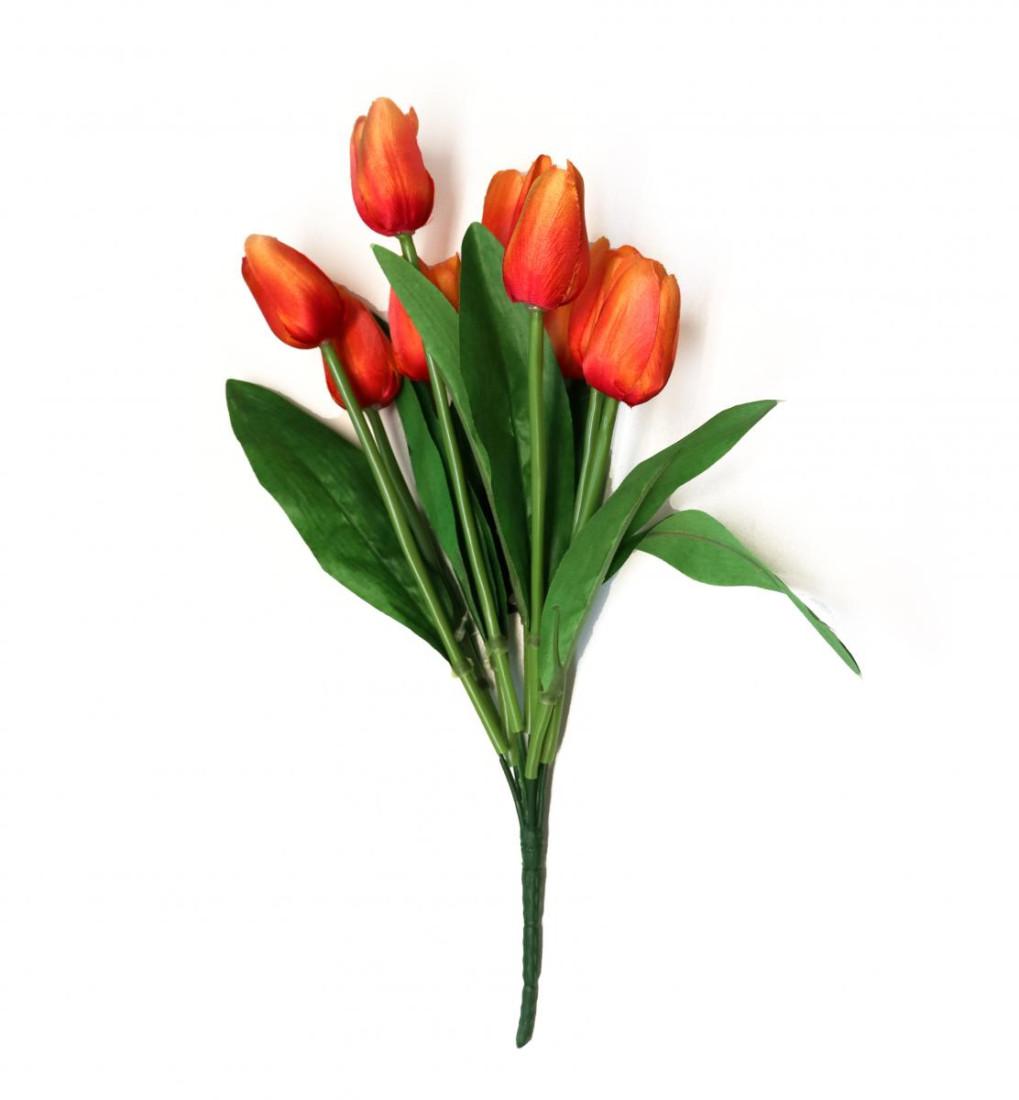 Tulpenstrauß - Orange Rot - 768944 PM0030 F64