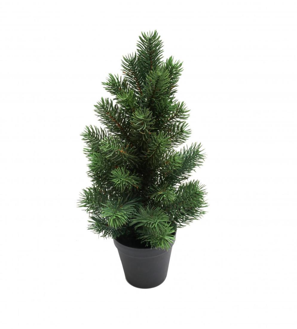 Künstlicher Weihnachtsbaum – künstlich Tannenbaum Naturgetreu Kunsttanne Klein – Weihnachtsdeko Tanne Christbaum Tannenbäumchen 1120701-00 F34