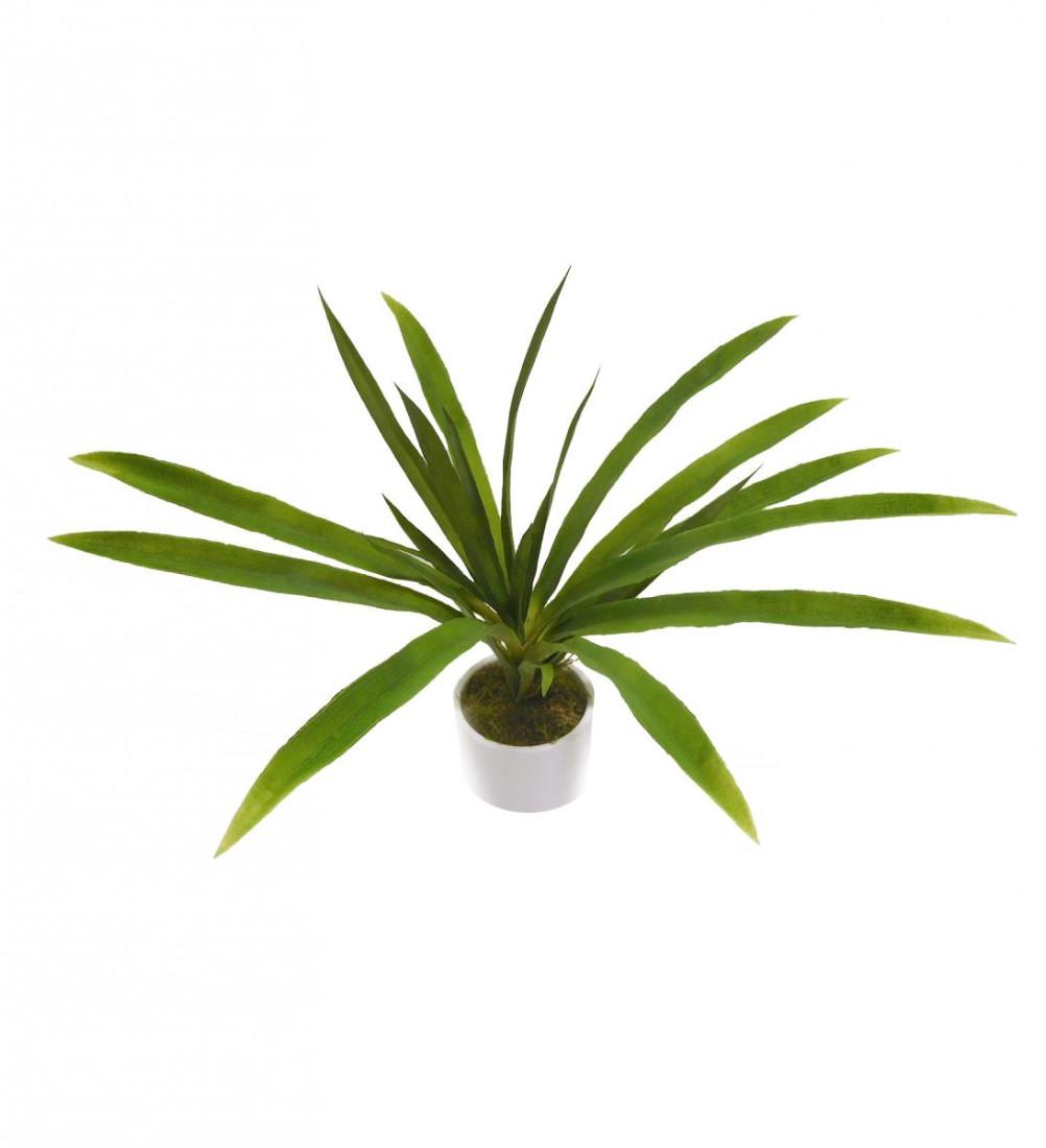 Palme Dekopalme Kunstpflanze Kunstpalme Topf 43 cm getopft 175154-50 F57