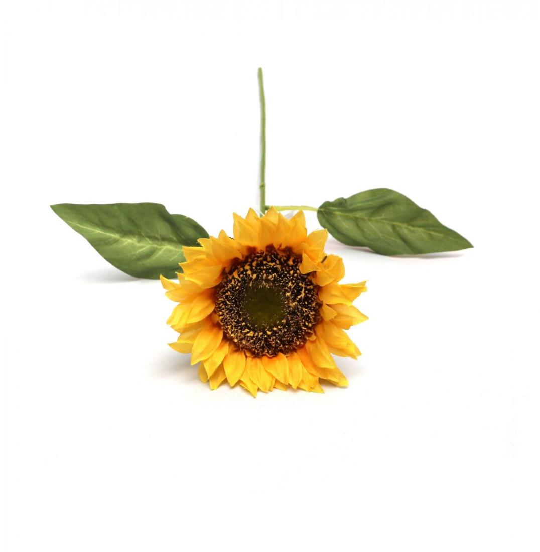 Sonnenblume Künstlich Kunstblume Seidenblume Deko Basteln Hochzeit TC-82366